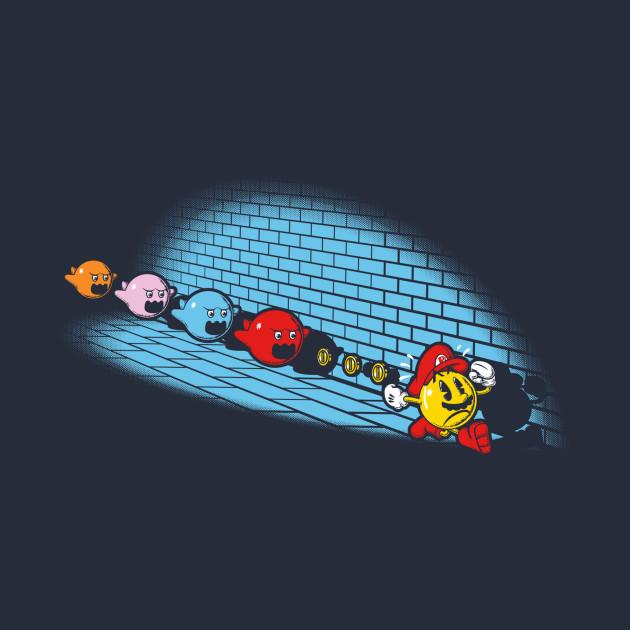 Pac-Mario