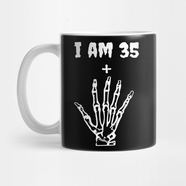 Funny 40th Birthday Gifts I Am 35 5 Awesome Vintage