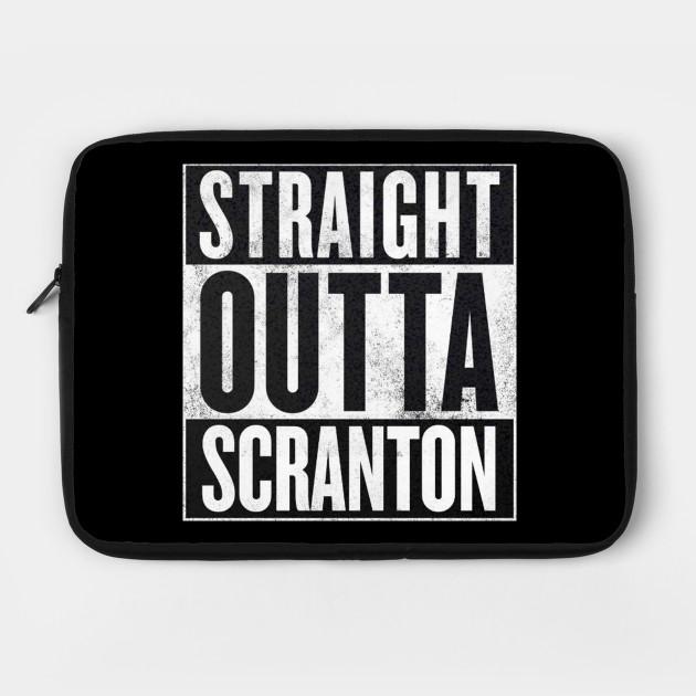 Dunder Mifflin - Straight Outta Scranton