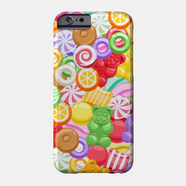 Rainbow Candy Art