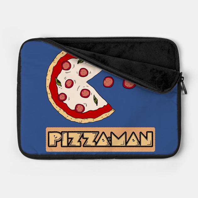 PIZZA-MAN!