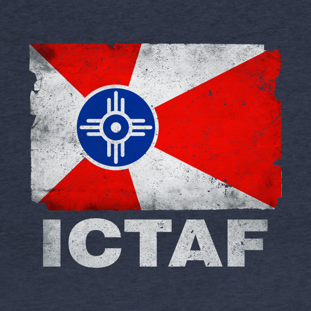 ICTAF Wichita Flag