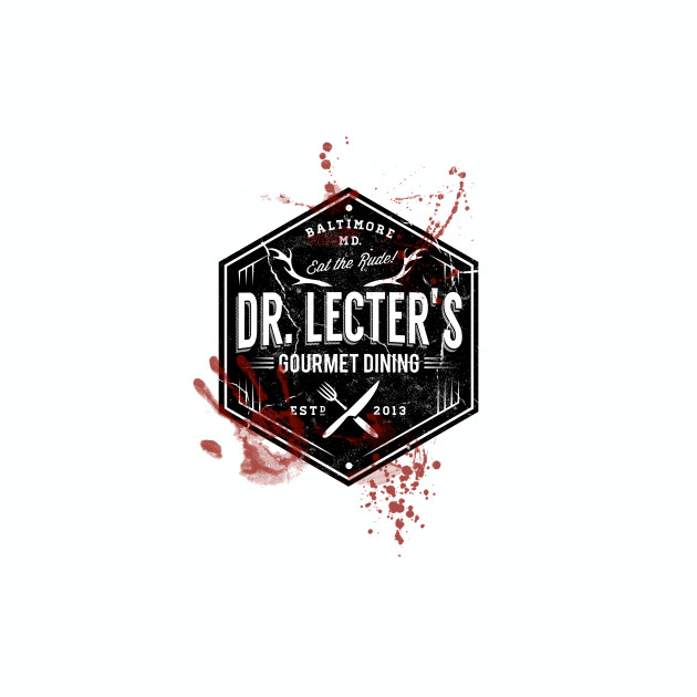 Dr. Lecter's Gourmet Dining - Black