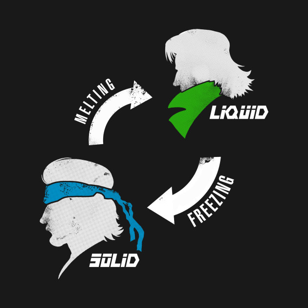 Metal Gear States