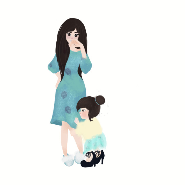 Seems me, asian mother cartoon advise you