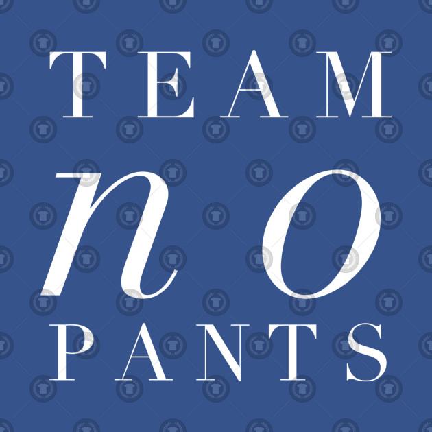 Team No Pants