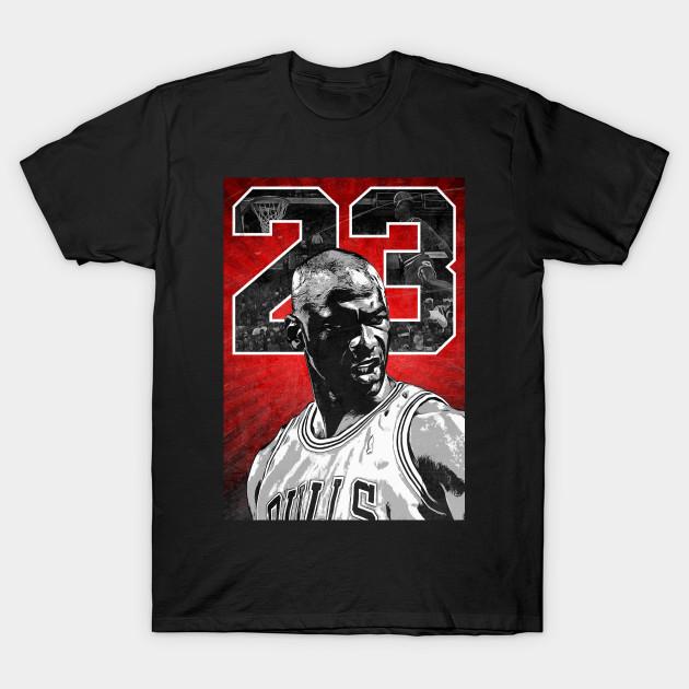 f4361db257 Jordan 23 - Jordan 23 - T-Shirt | TeePublic