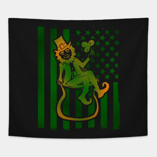 Irish American Leprechaun