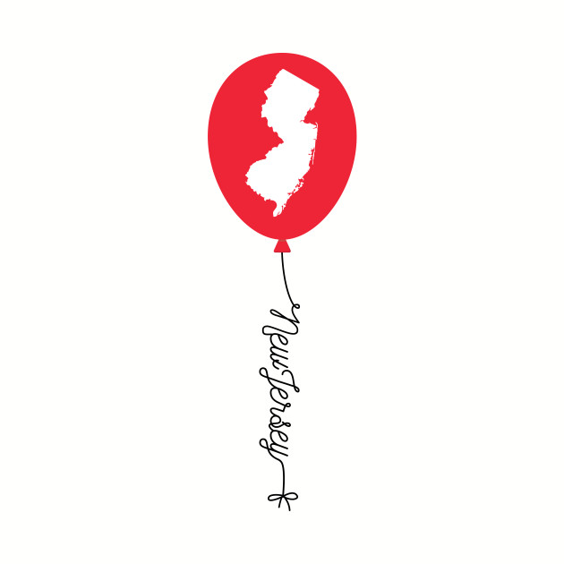New Jersey State Balloon