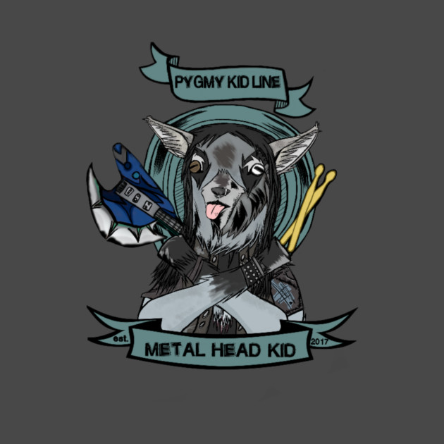Metal Head Kid