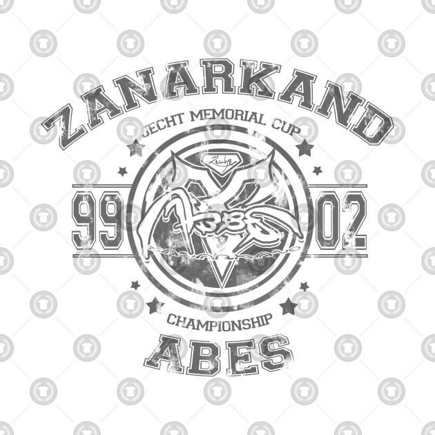 Zanarkand Abes Vintage