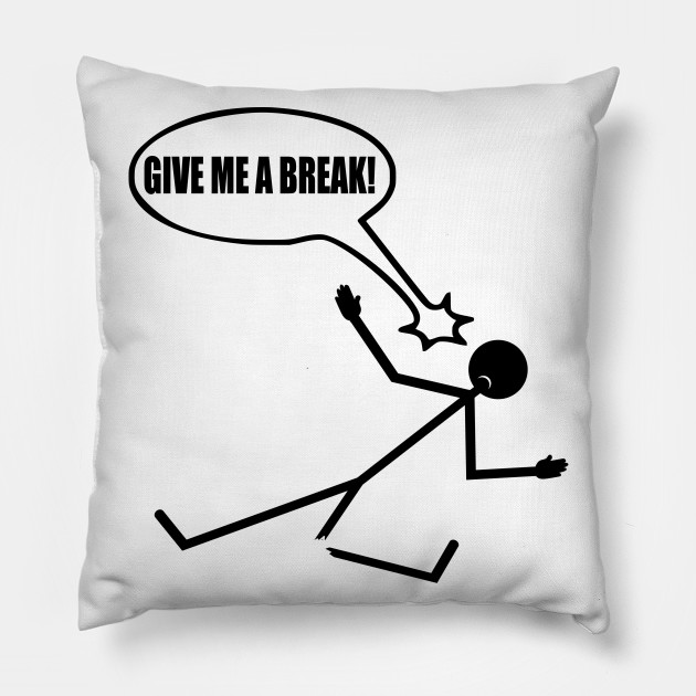Funny And Humerous Comic Stickman Funny Stickman Pillow Teepublic Bone of the upper arm, originally (14c.) shoulder, from latin humerus, a common spelling of umerus… see definitions of humerus. teepublic