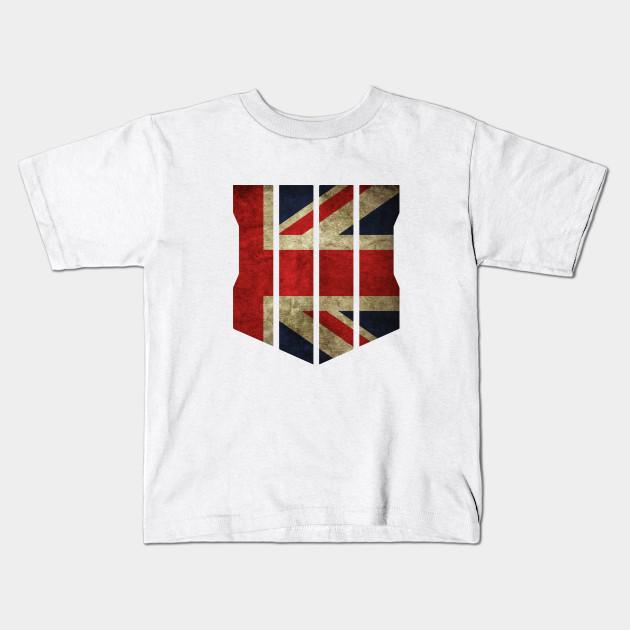 Call of Duty Black Ops 4 Emblem Youth T-Shirt