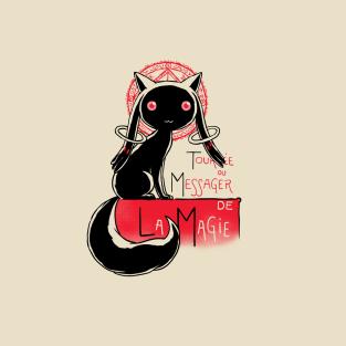 Messager de la Magie t-shirts
