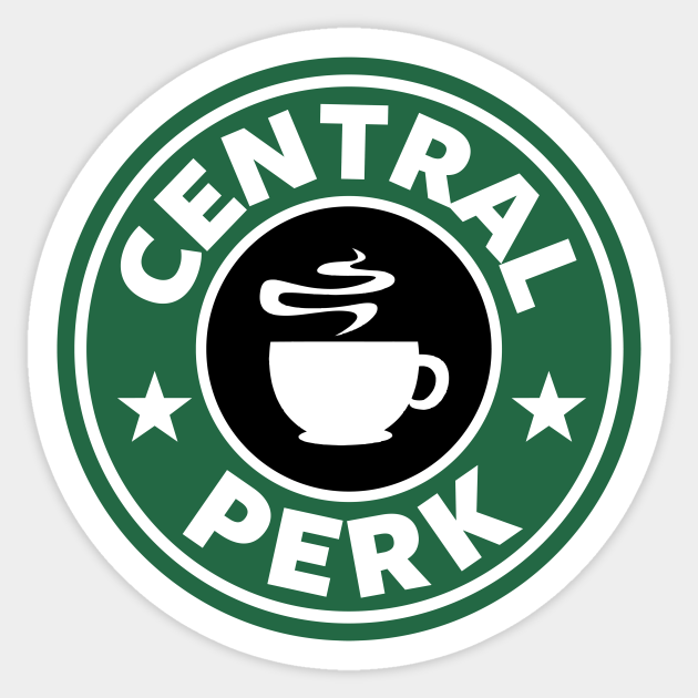 Friends Central Perk Starbucks Logo Friends Aufkleber Teepublic De I hope you've enjoyed the video and don't forget to leave a comment telling me how i did. friends central perk starbucks logo