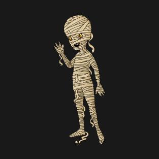 The Mummy t-shirts