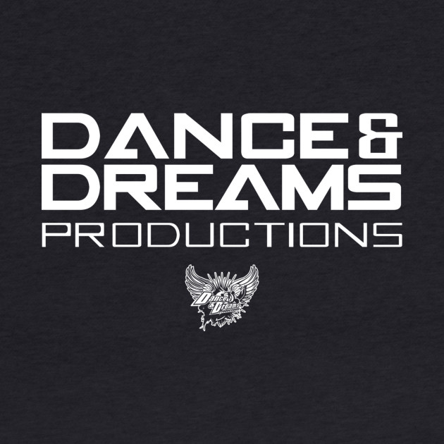 Dance & Dreams Logo Type 2014