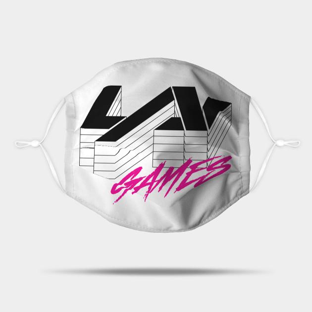 LAI Games Retro Logo T-Shirt