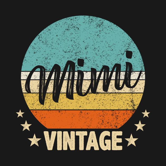 Vintage mimi gift