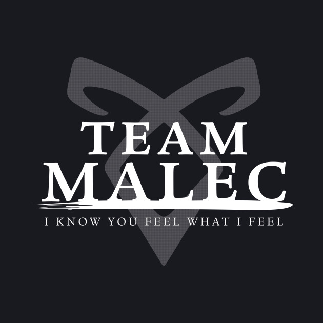 Shadowhunters - Team Malec