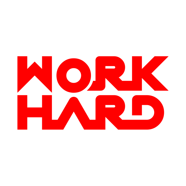 Mappd Values - Work Hard