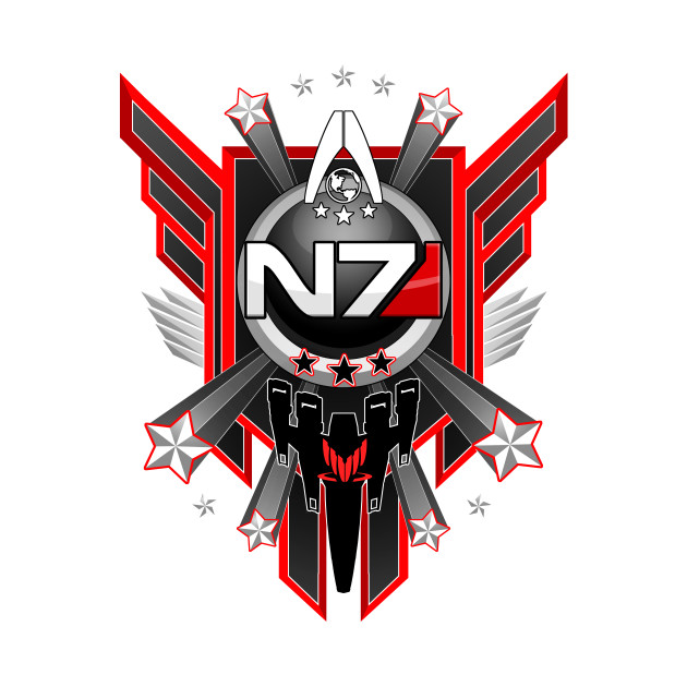 N7 Systems Alliance Special Forces