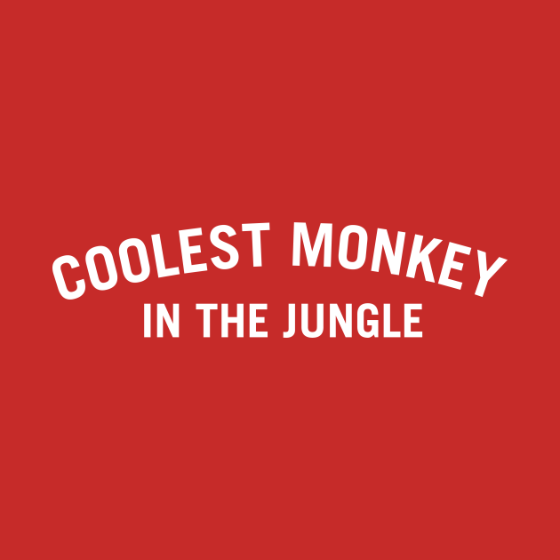 Coolest Monkey in the Jungle - Controversial meme