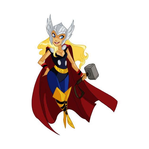 Ms Thor