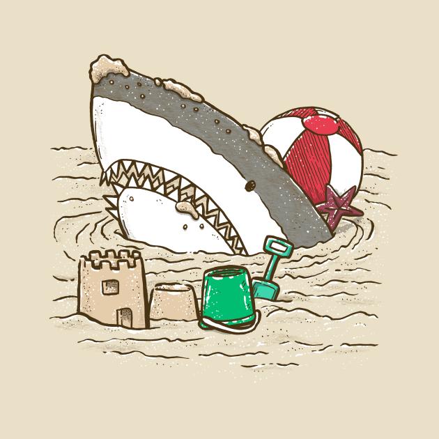 Sandy Beach Shark
