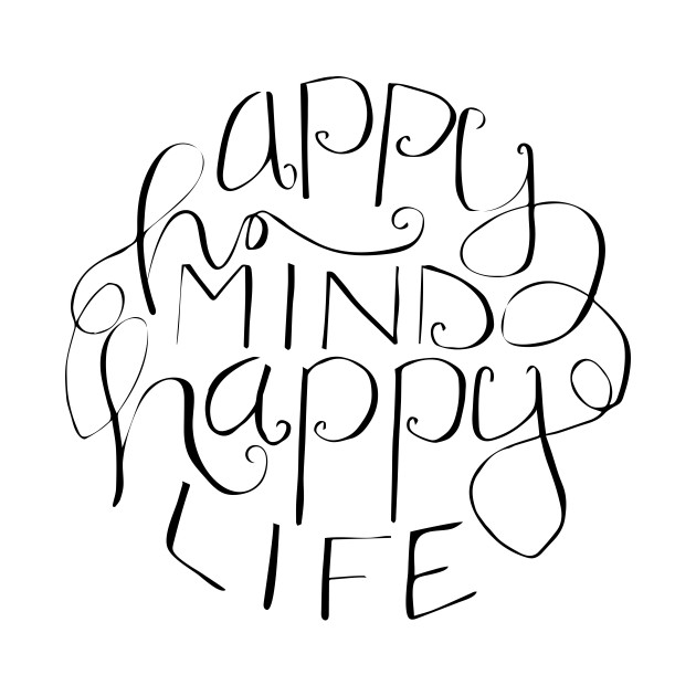 Inspirational Quotes Happy Mind Happy Life Quotes Kids Long