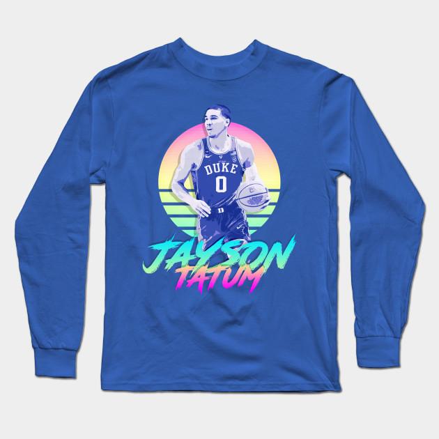 the best attitude b83de 0f3c8 Jayson Tatum Retro Futuristic Aesthetic