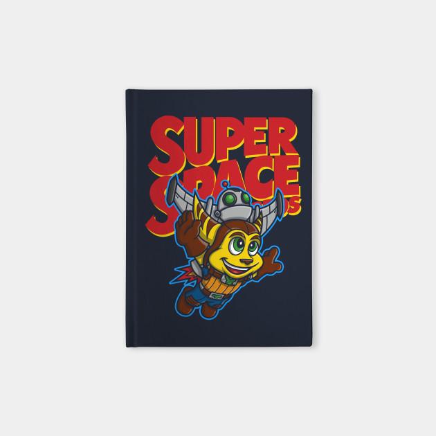 Super Space Bros