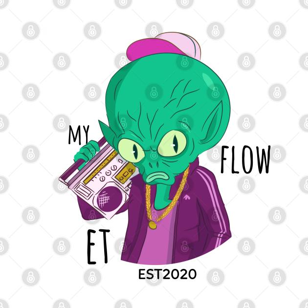 Alien My FLoW (ET) extraterrestrial