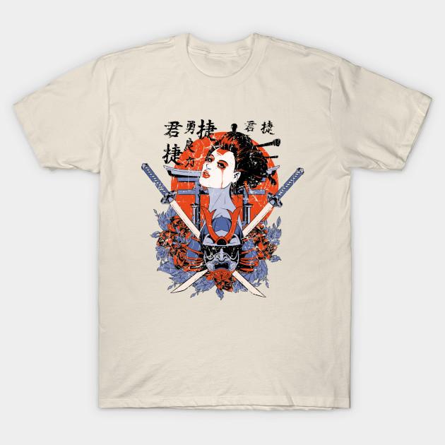 e636fe9f1 Samurai Geisha