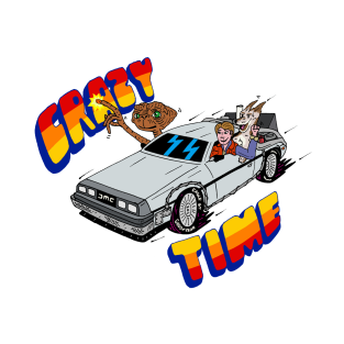 CRAZY TIME t-shirts