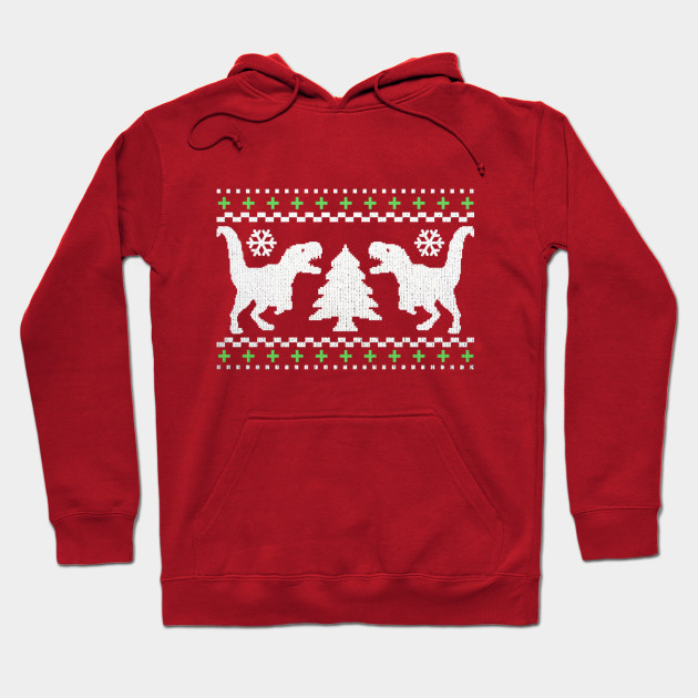 T Rex Christmas Sweater.Funny Ugly T Rex Christmas Sweater