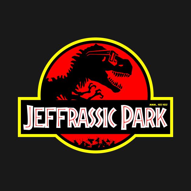 Jeffrassic park