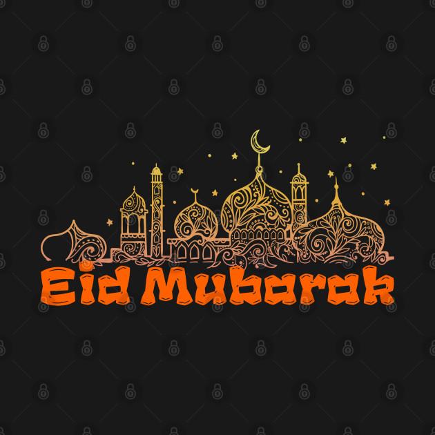 Eid Mubarak Design , Muslims Eid, Islamic Eid