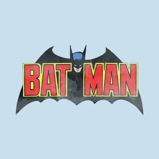 Batman - Vintage Logo t-shirts