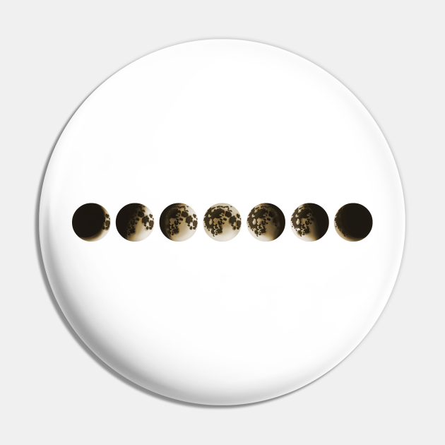 Moon Phases - Cool Astrology Gift For Men & Women