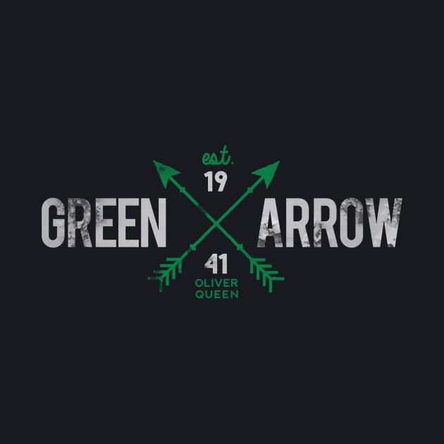 Green Arrow - Oliver Queen