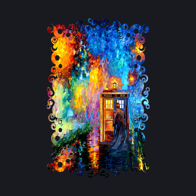The doctor lost in the strange city