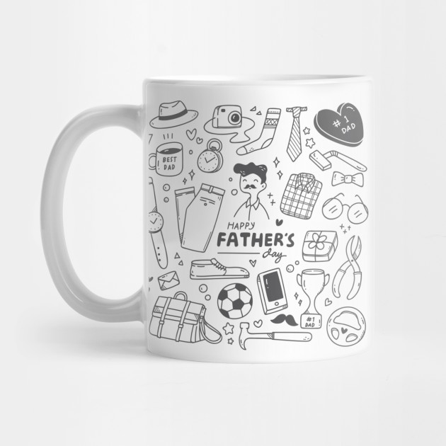 Father Day  - Happy Father Day Mug