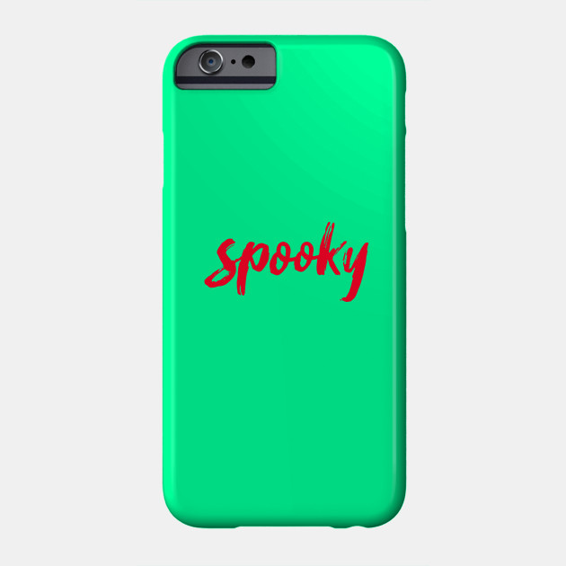 Halloween Spooky Phone Case