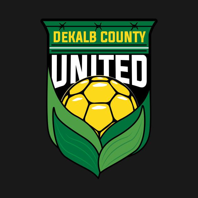 DeKalb County United Logo Hoodie