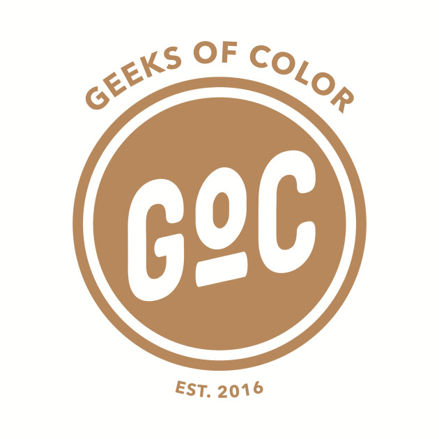 Caramel Geek of Color