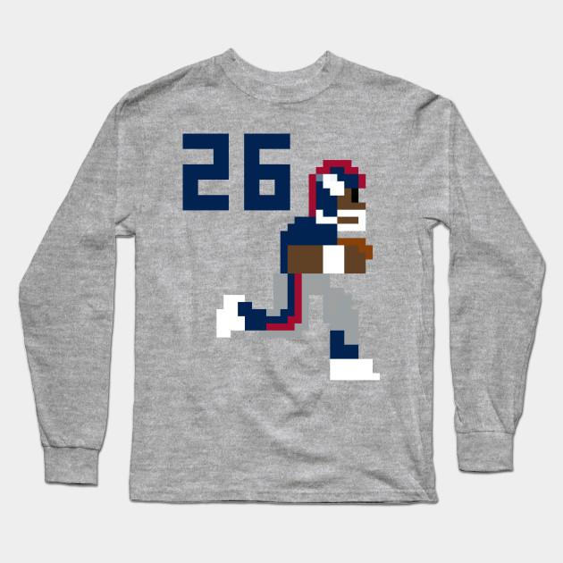 Saquon Barkley - New York Giants - Long Sleeve T-Shirt  af92a4d16