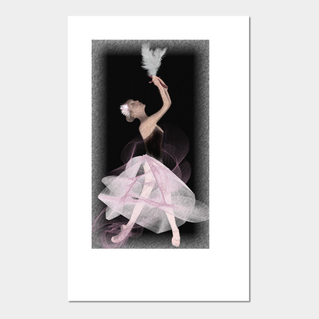 LIMITED EDITION. Exclusive Ballet Framed Pale Dove Ballerina Suite ...