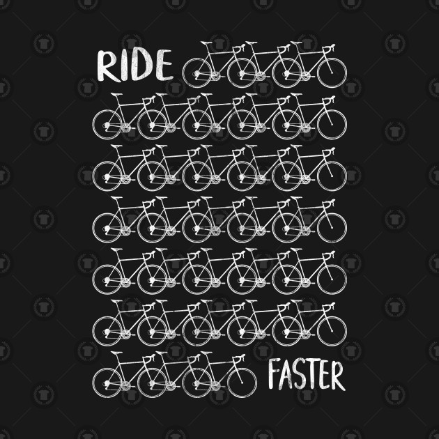 road bike race biker cycling race bike cyclist gift