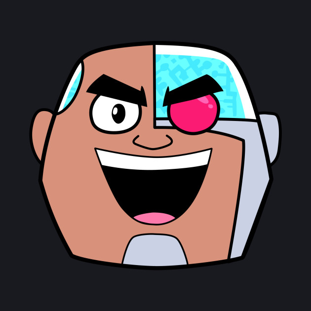 Teen Titans´ Cyborg